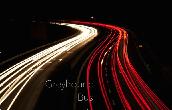 "Zach Feingold - ""Greyhound Bus"""